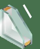 Glasmuster-Schallschutz_2er